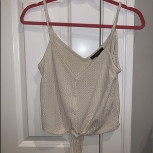 forever 21 button tank